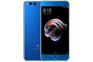 Xiaomi Mi Note 3 USB Driver, PC Manager & User Guide Download