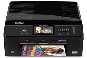 Brother MFC-J870DW Driver, Wifi Setup, Printer Manual & Scanner Software Download