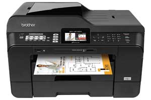 Brother MFC-J6510DW Driver, Wifi Setup, Printer Manual & Scanner Software Download