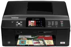 Brother MFC-J625DW Driver, Wifi Setup, Printer Manual & Scanner Software Download