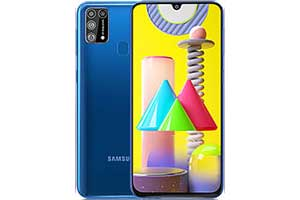 Samsung M31 USB Driver, PC Manager & User Guide Download